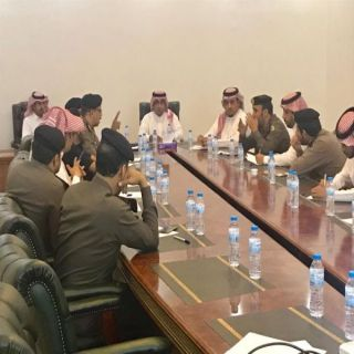 مُحافظ العُلا المُكلف يعقد اجتماعاً مع الهيئة الملكية لمحافظة العلا