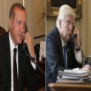 ترامب يُحذر أردوغان لاتكن أحمقاً فيذكرك التاريخ كشيطان