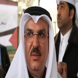 السفير القطري يصل غزة محملاً بحقائب الدولارات