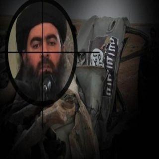 """الجيش الأمريكي يدعي مقتل """"البغدادي"""" زعيم داعش ..ووسائل إعلام البغدادي فجر نفسه"""