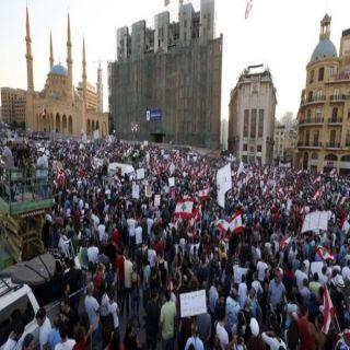 المظاهرات اللبنانية تدخل يومها 11 واللبنانيون متمسكين بمطالبهم