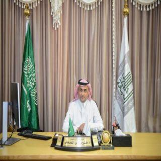 الدكتور مفلح القحطاني متحدثًا رسميًّا لـ #جامعة_الملك_خالد