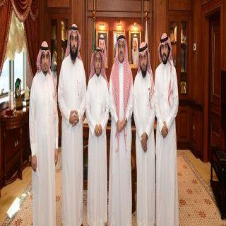 #جامعة_الملك_خالد والهيئة السعودية للمهندسين تبحثان سبل التعاون