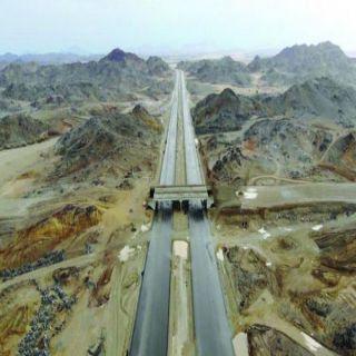 البدء في تحديد وحصر الأراضي المملوكة للدولة على طريق #مكة #جدة الجديد ودعوة لأصحاب العقارات