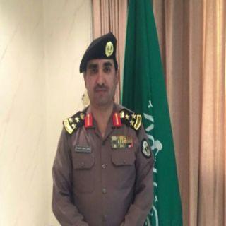 """العميد """"الشهري"""" إلى رتبة لواء مُديراً لشرطة مُحافظة القطيف"""