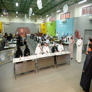 تقنية المعلومات بجامعة الملك خالد تختتم أعمال فعالية STEM JAM