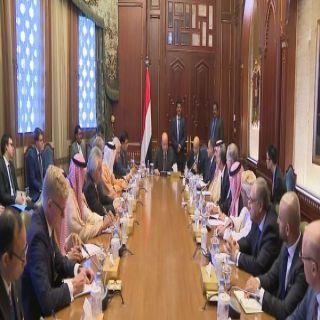 هادي #اتفاق_الرياض يؤسس مرحلة جديدة من الاستقرار