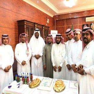 سلطان البارقي رئيساً لبلدي بارق ومحمد علي نائباً لهُ للسنتين القادمة