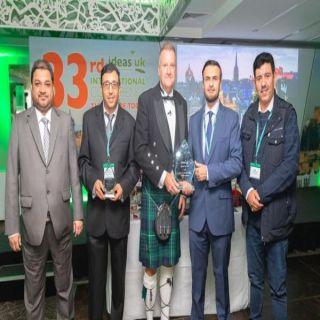 """#السعودية_للكهرباء"""" تحصد المركز الأول في مسابقة دولية بفكرتين وفرتا أكثر من نصف مليون ريال"""