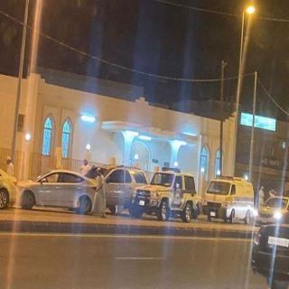 العثور على شخص متوفي داخل إحدى المساجد في #المخواة