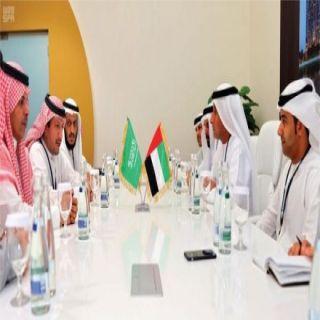 بحث سبل التعاون بين المملكة والإمارات في مجال مكافحة الفساد