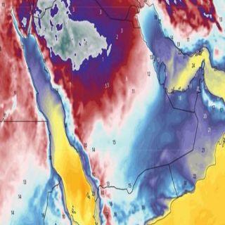 تعرف على ذروة الموجة الباردة وتوقعات بإعتدال الأجواء
