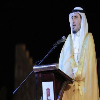 """بحضور رؤساء المراكز """"البناوي"""" يُدشن فعاليات """"مهرجان_بارق_الشتوي"""