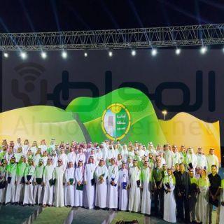 أمين عسير يكرم اللجان المشاركة في فعاليات افتتاح واجهة عسير البحرية