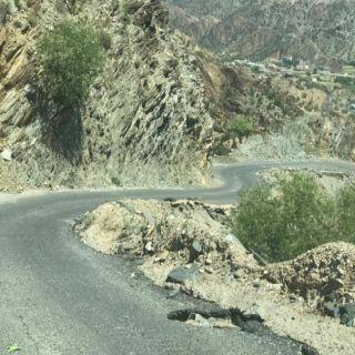 بالصور أهالي حيلة آل مرضي بـ #بحر_أبو_سكينة معدات صيانة الطريق على حسابنا الشخصي