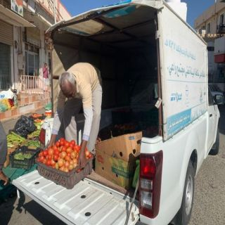 """بلدية #بلقرن """" تزيل البسطات المخالفة و تصادر 470 كجم من الخضروات"""