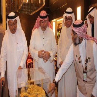 """""""فريق مطوفي مكة التطوعي""""  يزور المركز السياحي المتكامل الأول بالعاصمة المقدسة"""