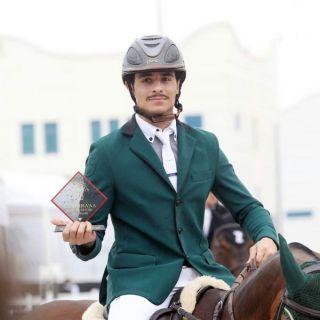 """الفارس فيصل أبا الخيل يُحقق لقب """"الثالث"""" في بطولة الشراع الدولية"""