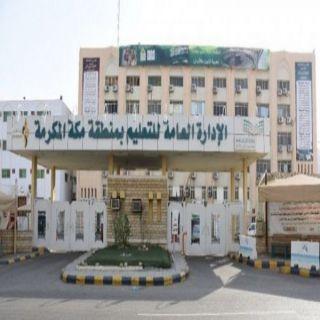 #تعليم_مكة يستعد لاستقبال أكثر من 382 ألف طالب وطالبة في 1538 مدرسة