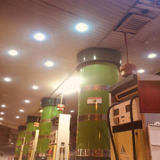 #أمانة_عسير تُغلق 387 محطة وقود لم تلتزم بشاشات عرض أسعار الوقود