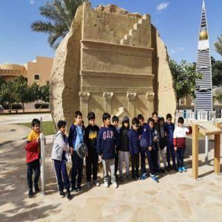 معهد العاصمة يشارك في احتفاء #أمانة_الرياض باليوم الدولي للتعليم