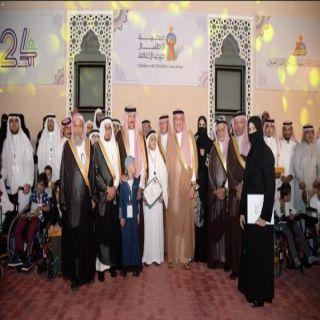 أمير #جازان يرعى ختام جائزة الأمير سلطان بن سلمان لحفظ القرآن الكريم للأطفال ذوي الإعاقة*