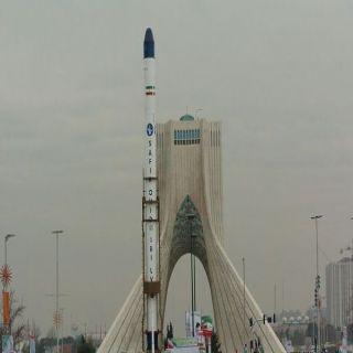 """#إيران تفشل في إطلاق قمرها الصناعي """"ظفر"""""""