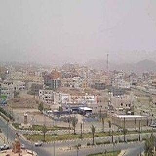 """*هبوط إضطراري """"طائرة رش"""" غرب محافظة النماص بعسير"""