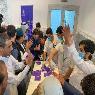 #صحة_حفرالباطن تنظم محاضرات توعوية عن فيروس كورونا لـ850 مصلي