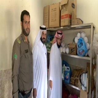 بلدية #المجاردة تُغلق 3 محال مُخالفة في عبس