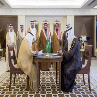 أمير القصيم يشهد توقيع اتفاقية تعاون بين جمعية الإسكان الأهلية ومؤسسة وسم الاستدامة