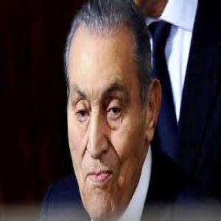 التلفزيون المصري يُعلن وفاة الرئيس المصري الأسبق حُسني مبارك