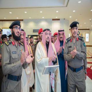 """أمير منطقة القصيم يدشن فعاليات اليوم العالمي للدفاع المدني تحت شعار """"السلامة أولاً"""