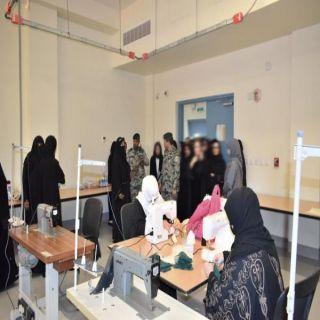 سجن النساء بـ #جدة يستقبل طالبات دار الحكمة