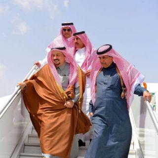 سمو أمير الرياض يزور محافظتي وادي الدواسر والسليل
