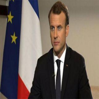 الرئيس الفرنسي سيتم خلال الساعات المقبلة الإعلان عن «قرارات قوية»حول فيروس «كورونا»