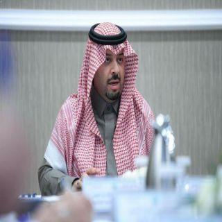 سمو أمير الشمالية يرأس اجتماع القيادة والتحكم بصحة المنطقة