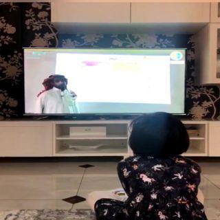 طالبات #تعليم_مكة يسجلن تجاربهن مع التعليم عن بعد والمدرسة الافتراضية.
