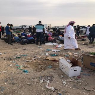 هكذا تعيش العمالة المُصابة بفايروس #كورونا في #قطر