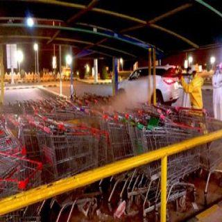 بلدية البكيرية تنفذ أعمال تعقيم وتطهير وجولات رقابية على مراكز الأغذية
