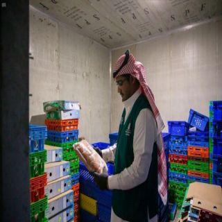 #التجارة :ضبط عمالة زوروا تاريخ صلاحية الفي دجاجة فاسد في #الرياض