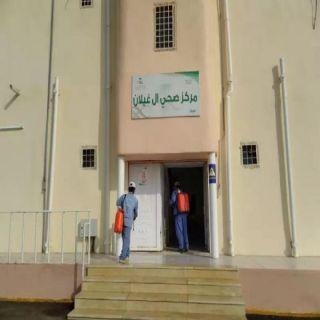 بلدية #المجاردة تنفذ عمليات تعقيم المرافق الحُكومية بمركزي ثربان