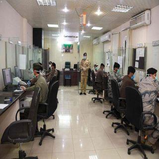 عمليات مشتركة بالشمالية لتنسيق أعمال الجهات الأمنية والخدمية لتنفيذ منع التجول