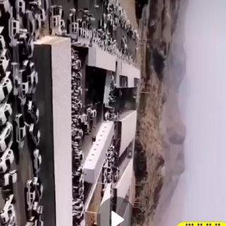"""حقيقة مقطع """"سناب""""تزاحم المركبات بسوق مواشي #محايل"""