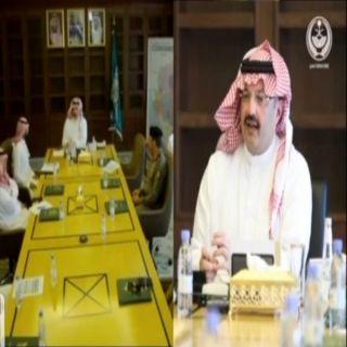 في اتصال مرئي : الأمير تركي بن طلال يتابع مع وزير التعليم الحركة التعليمية في عسير