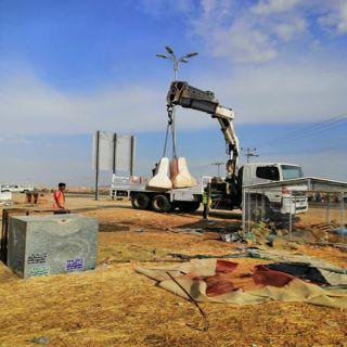 نقل سوق المواشي في #بارق يدفع بمرتادي السوق للتساؤل ..والبلدية تُرد