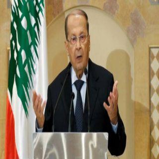 الرئيس اللبناني يدعو لإنشاء محكمة خاصة لمكافحة الفساد