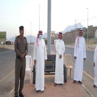 """برعاية رئيس مركز ثربان الأهالي يطلقون مبادرة «تفطير رجال الأمن"""""""