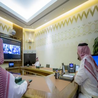 الأمير فيصل بن مشعل يطلع على دراسة إعادة تصميم تقاطعات طريق الملك سلمان بمدينة بريدة