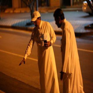 أمين عسير يقف على حفريات المشاريع الخدمية بمدينة #أبها